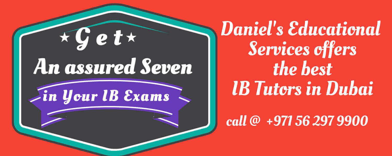 ib tutors in dubai