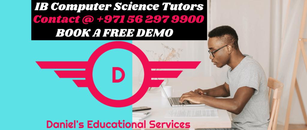 IB Computer Science Tutors