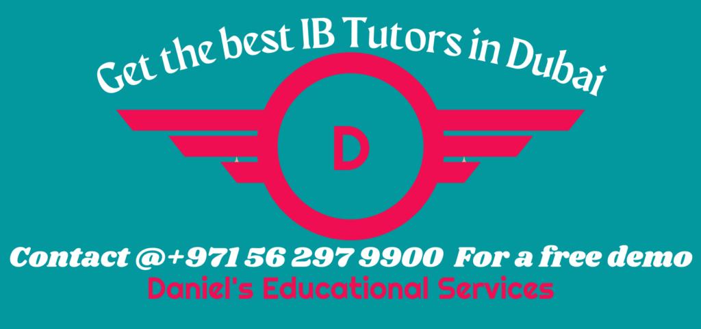 ib geography tutors